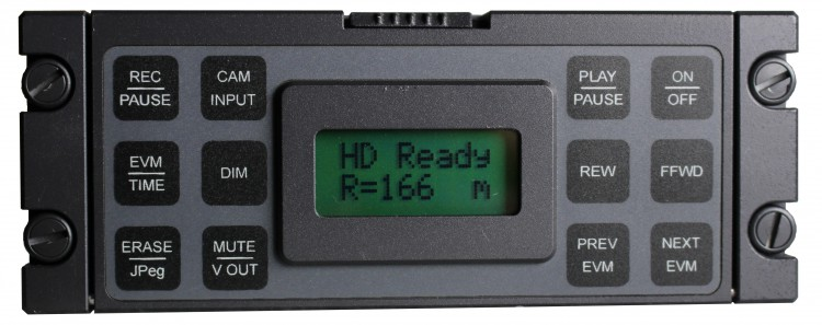 High Definition Aircraft Video Recorder – HD-HCAR-C