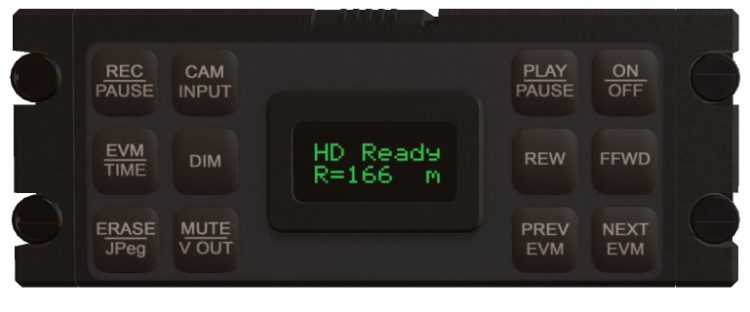Multi Format, Triple Input, rugged recorder