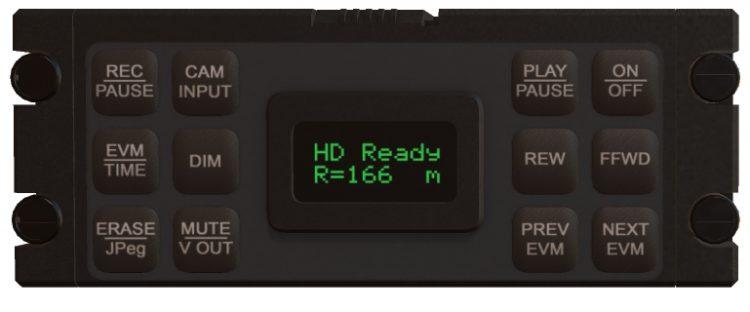 Multi Format, Triple Input, rugged recorder