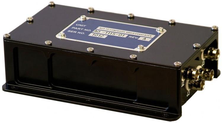Aircraft Video Converter